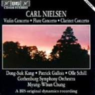 Violin Concerto, Flute Concerto, Clarinet Concerto: Chung Myung-whun / Goth