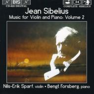 Music For Vn & P.2: Sparf, Forsberg