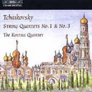 String Quartets.1, 3: Kontra.q