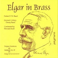 Elgar in Brass : Snell / Foden OTS Band, etc
