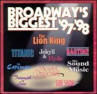 Broadway's Biggest 97-98