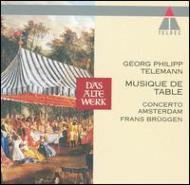 Tafelmusik: Bruggen / Concerto Amsterdam