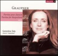 Partitas For Harpsichord Vol.1: Soly