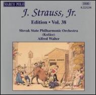 J.strauss Jr Edition Vol.38: A.walter / Slovak State Po