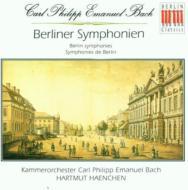 Berlin Symphonies: Haenchen / C.p.e.bach Co
