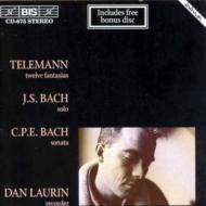 Fantasias / Solo / Sonata: Laurin(Recorder)