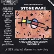 Stonewave-kroumata Perc.ens, Wiesler(Fl)