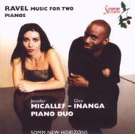 Piano Duo Works: Micallef-inanga Piano Duo