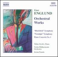 交響曲第2番「クロドリ」/ピアノ協奏曲/交響曲第4番「ノスタルジック」 パヌーラ/トゥルク・フィル/シヴェレーフ(p)
