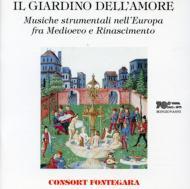 中世ヨ−ロッパの器楽曲