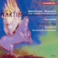 マルタン:交響曲、協奏交響曲、パッサカリア バーメルト/ロンドン・フィル