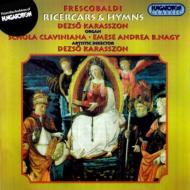 Ricercar & Sacred Songs: