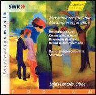 Oboe Conceroto: Lencses(Ob)marriner / Stuttgart.rso