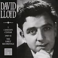 David Lloyd-the Early Recordings 1940 / 1