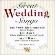 Great Wedding Songs