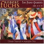 Piano Quartets: Triendl(P)adojan Trio