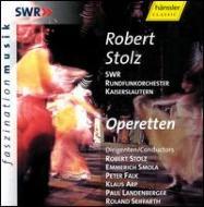 Operetta Works: Stolz, Etc