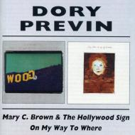 Mary C Brown / The Hollywood Sign / On My Way To Where