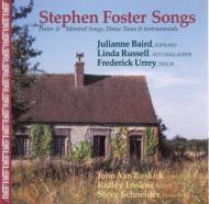 「客間とミンストレルの歌」、ほか リンダ・ラッセル(A、ダルシマー)、フレデリック・アリー(T)、ジョン・ヴァン・バスカーク(fp)他