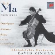 Premier Concertos: Yo-yo Ma(Vc), Zinman / Philadelphia.o