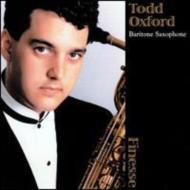 Violin Sonata(Arranged For Saxophone): Todd Oxford(Sax)