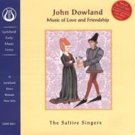 Music Of Love And Friendship / Saltire Singers