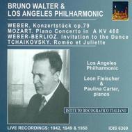 Piano Concerto.23 / Romeo & Juliet, Etc.: Fleisher(P), Walter / Lapo('42-'50)