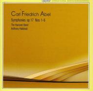 交響曲Op.17 Nos.1-6 アントニー・ハルステッド/ザ・ハノーバー・バンド