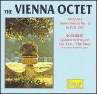 Divertimento.17 / Piano Quintet: The Vienna Octet