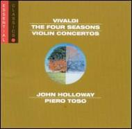 Four Seasons: Holloway / La Grande Ecurie Et La Chambre Du Roy +concerto