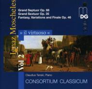 Septet, Sextet, Fantasy: Consortium Classicum