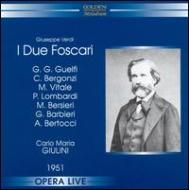 Due Foscari: Giulini / Milan Rai.so, Bergonzi, Vitale