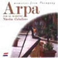 ニコラス カバジェーロの音世界-Arpa