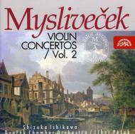 Violin Concertos Vol.2: Ishikawa, Pesek / Dvorak.co