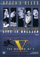 Don't Try This At Home Live / The Making Of V (2dvd +Bonus Cd)