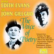 Voice Of Poetry-evans, Gielgud