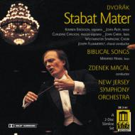 Stabat Mater, Biblical Songs: Macal / New Jersey So Etc