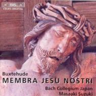 Membra Jesu Nostri: ��؉떾m.suzuki / Bach Collegium Japan