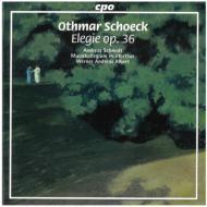 悲歌 Op.24a シュミット(Br)/アルベルト/ムジクコレギウム・ヴィンタートゥーア
