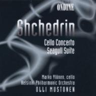 Cello Concerto, Orch.work: Ylonen(Vc)mustonen / Helsinki.po