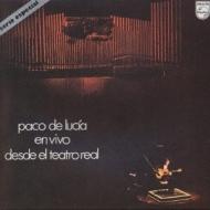 Paco De Lucia En Vivo: Desde El Teato Real