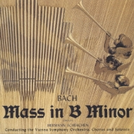 Mass In B Minor: Scherchen / Vso