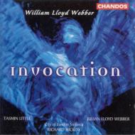 ウィリアム・ロイド・ウェッバー:弦楽の為のセレナード他 ヒコックス/シティ・オヴ・ロンドン・シンフォニア