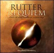 Requiem, Etc: Cleobury / King's College Cho City Of London Sinfonia