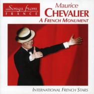 Maurice Chevalier French Monument