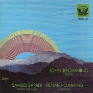 Piano Works: Browning