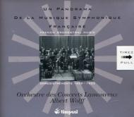 Orch.music: A.wolff / Concerts Lamoureux O