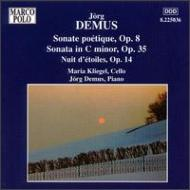 Works For Cello & Piano: Kliegel(Vc)Demus(P)