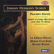 Psalmen Davids: Wilson / Musica Fiata Koln
