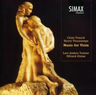 Works For Viola: Tomter(Va)gimse(P)